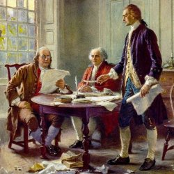 Drafting the Declaration of Independence