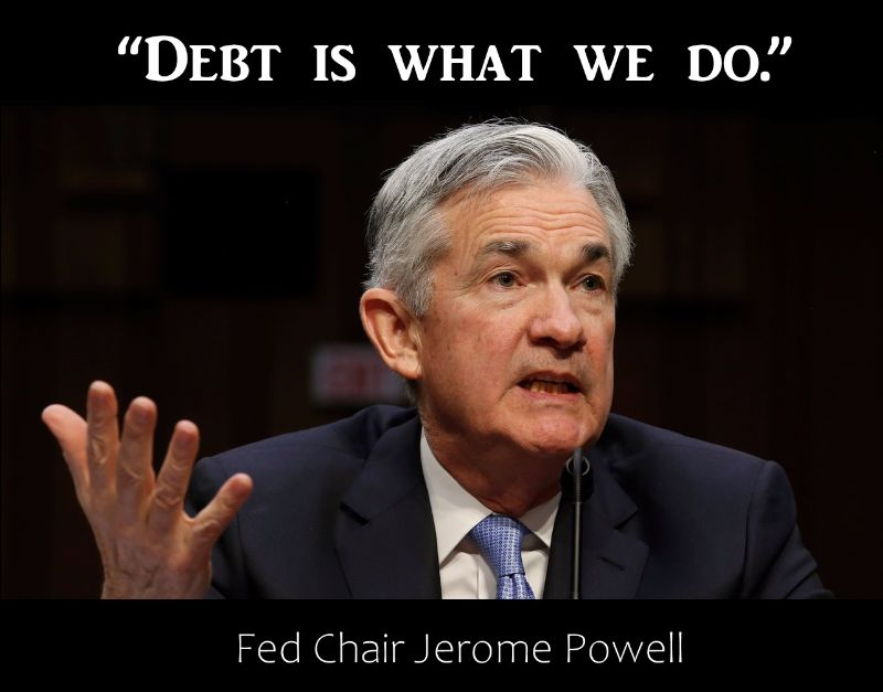 Fed Chairman Jerome Powell